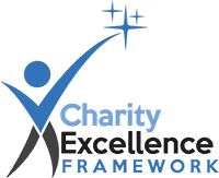 Charity Excellence Framework logo